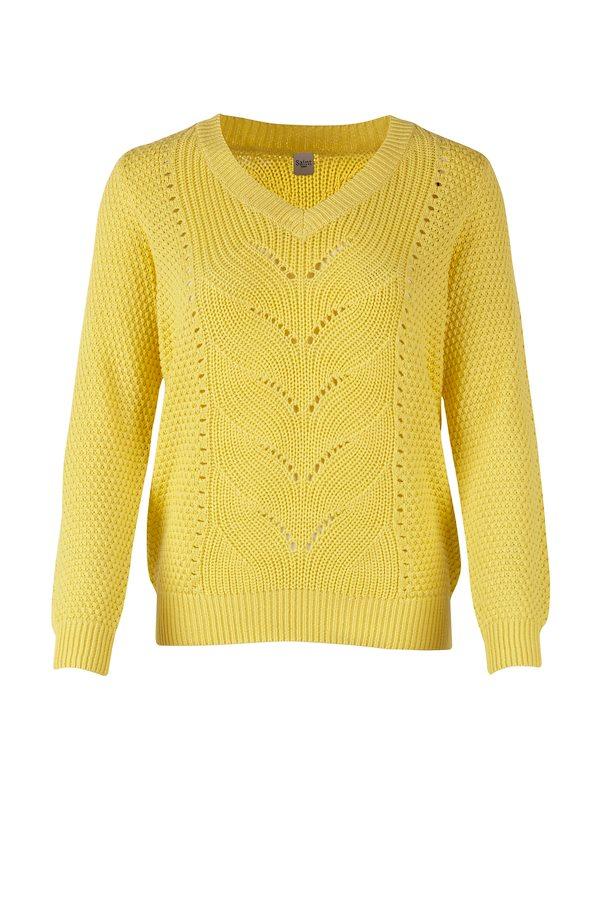 07b0721c3e5 Yellow C. Strikpullover – Køb Yellow C. Strikpullover fra str. XS-XL her